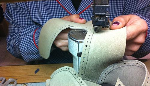curso aparado de calzado